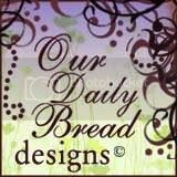 Our Daily Bread Blog Challenge
